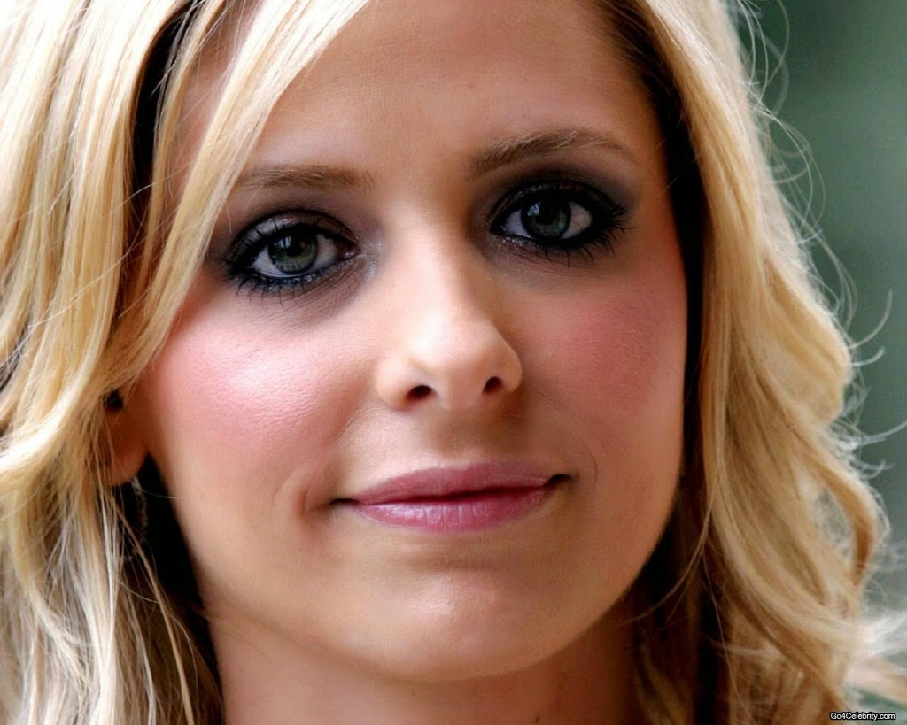 "Sarah Michelle Gellar. Aries Sun, Aquarius Rising. ""Buffy the ..."