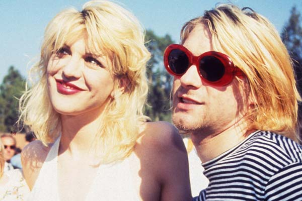 More famous together: Kurt Cobain (Gemini MC) conjunct Courtney Love's Venus in Gemini