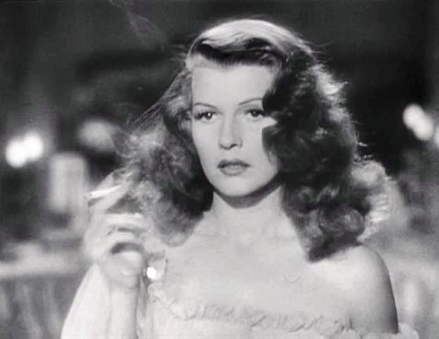 Rita Haworth in Gilda... Libra Sun, Taurus Rising