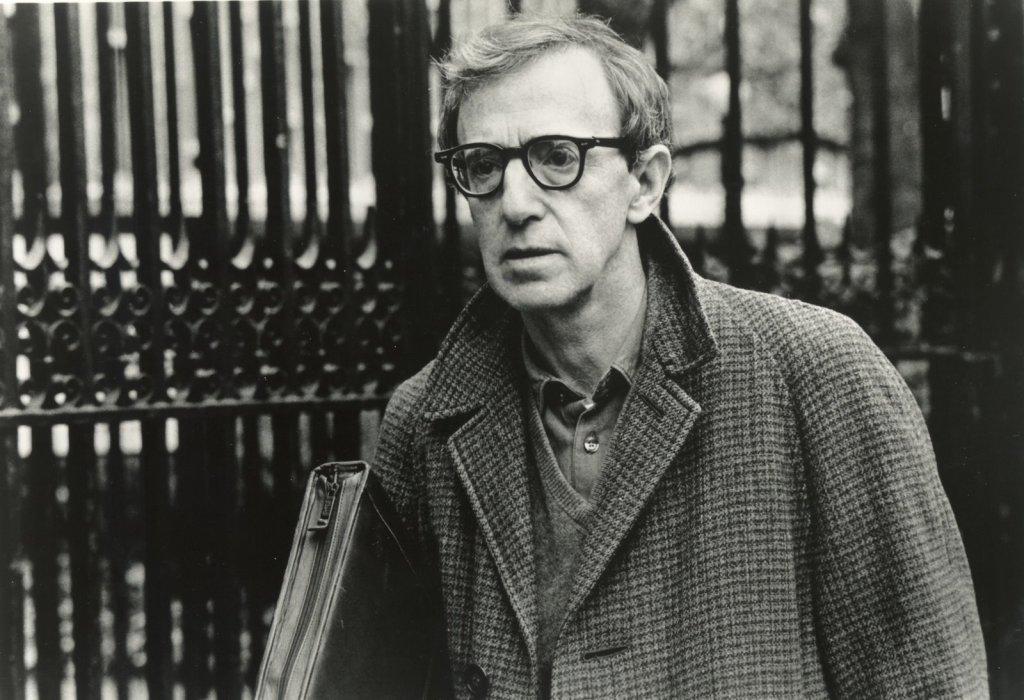 Woody Allen - before Soon Yi -- Virgo Rising, Sun in Sagittarius