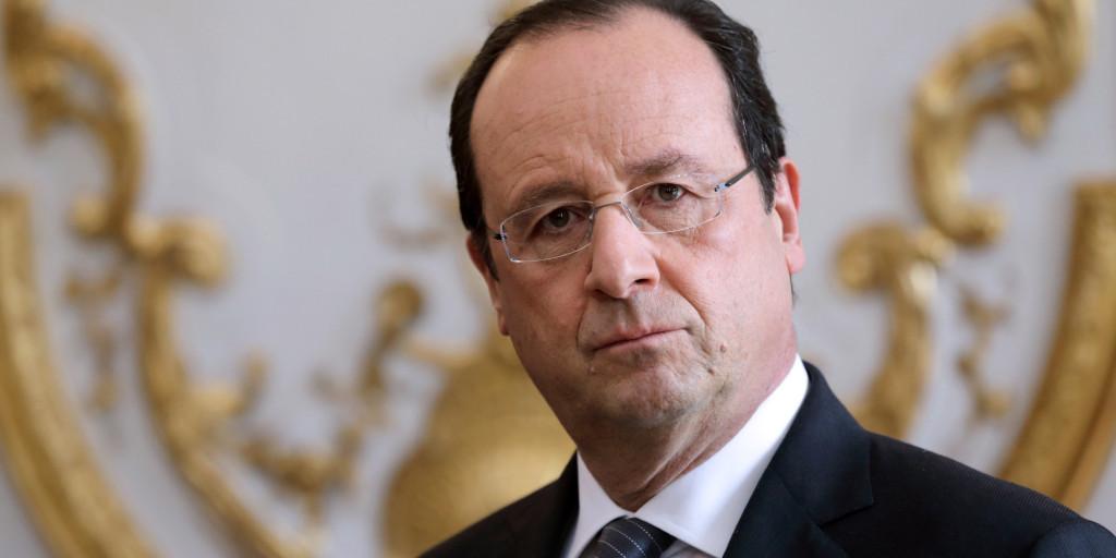 Two-timing French president Francois Hollande, Gemini Rising (!),  Leo Sun