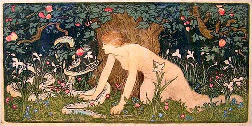 Taurus New Moon: Sexing The Garden