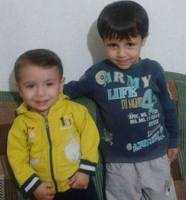 Aylan e Galip Kurdi, rifugiati siriani che annegato al largo della costa della Turchia la settimana scorsa