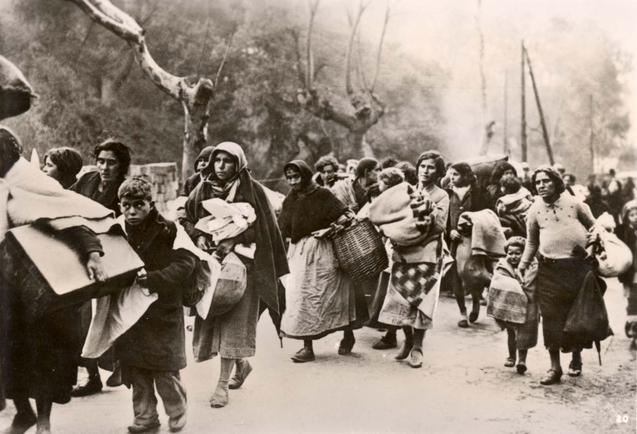 6. rifugiati spagnoli 1939