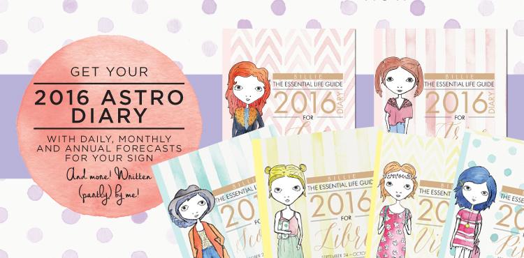 2016 Astrodiaries: Xmas Gift